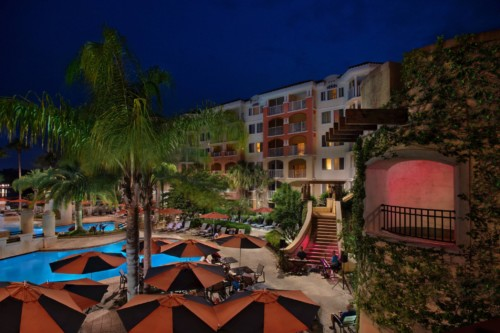 Copa Loca Bar & Grill - Dining Area | Suites at Marriott's Grande Vista