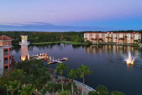 Esterno |  Le suite del Marriott Grande Vista
