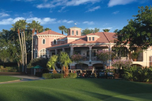 Golf Club House & Putting Green | Suites at Marriott's Grande Vista