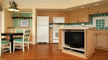 Kitchen | Two Bedroom Villa | Disney's Old Key West Resort