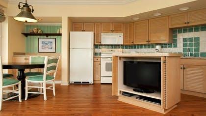 cocina |  Villa de dos dormitorios |  Disney Old Key West Resort