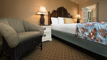 Dormitorio principal |  Villa de dos dormitorios |  Disney Old Key West Resort