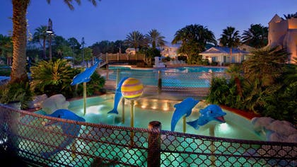 piscina |  Disney Old Key West Resort