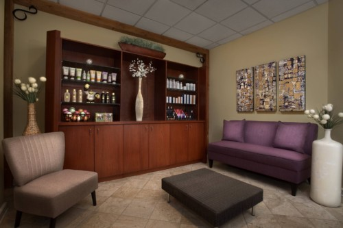 La Spa a Grande Vista |  Le suite del Marriott Grande Vista