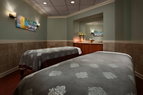 The Spa at Grande Vista - Treatment Room | Suites at Marriott's Grande Vista
